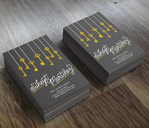 Business Card Visual Advert Expert On T Shirt Printing And Embroidery